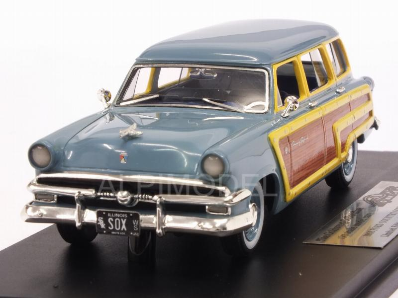Ford Country Squire 1953 (Glacier Blue) by goldvarg