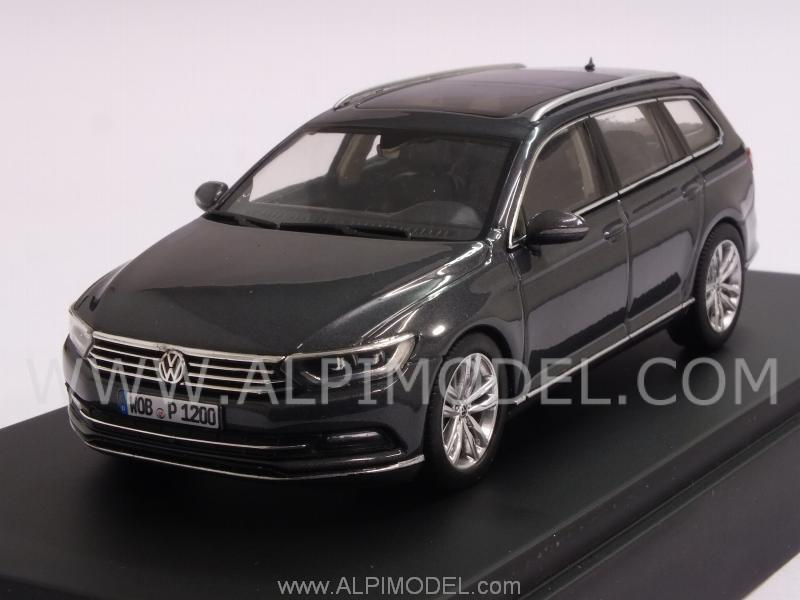 herpa 3g9099300ar7h volkswagen passat variant 2014 grey metallic 1 43. Black Bedroom Furniture Sets. Home Design Ideas