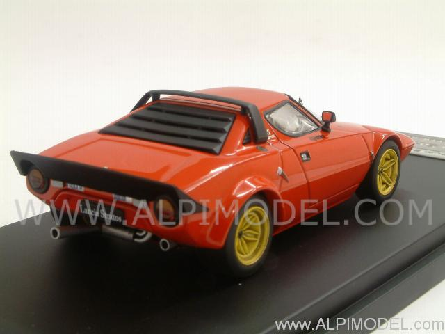 Lancia Stratos HF (Red) - hpi-racing
