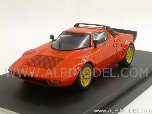 Lancia Stratos HF (Red) by hpi-racing