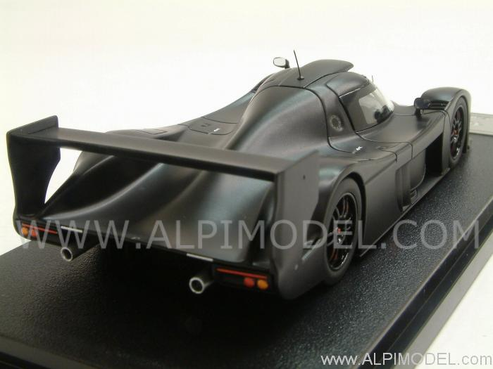 Toyota GT-ONE 1999 plain color black - hpi-racing