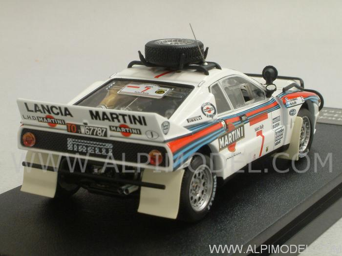 Lancia 037 Rally #7 Rally Safari 1984 Alen - Kivimaki - hpi-racing