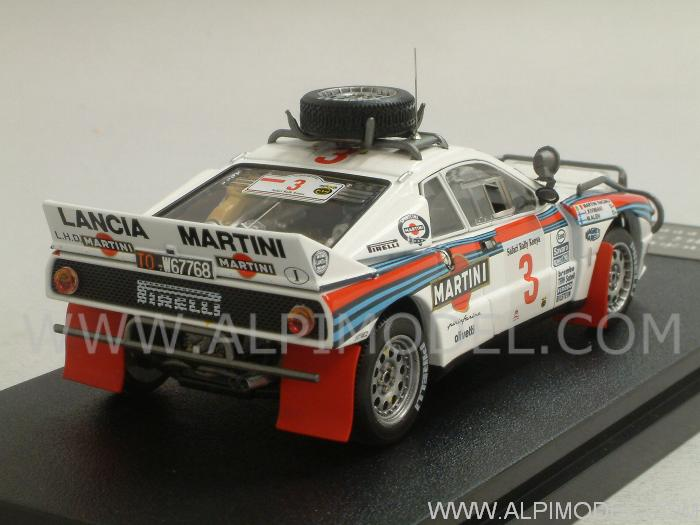 Lancia 037 Rally #3 Rally Safari 1986 Alen - Kivimaki - hpi-racing