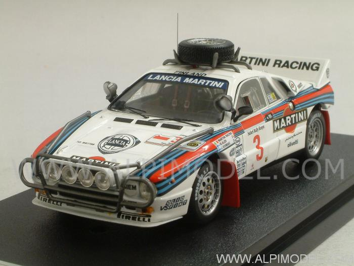 Lancia 037 Rally #3 Rally Safari 1986 Alen - Kivimaki by hpi-racing