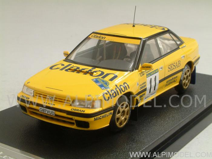 Subaru Legacy RS #11 Rally Sweden 1992 Eklund - Johansson by hpi-racing