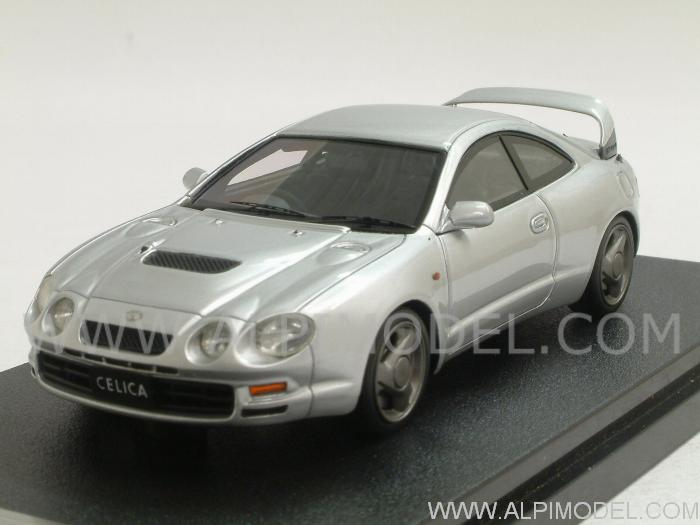 Hpi Racing Toyota Celica Gt Four 1994 Silver Resin 1 43