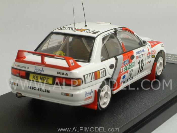 Mitsubishi Lancer Evolution II #10 Rally Sweden 1995 Eriksson - Parmander - hpi-racing