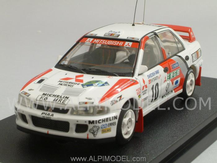 Mitsubishi Lancer Evolution II #10 Rally Sweden 1995 Eriksson - Parmander by hpi-racing