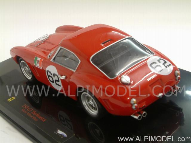 Ferrari 250 GT Berlinetta SWB #62 - hot-wheels