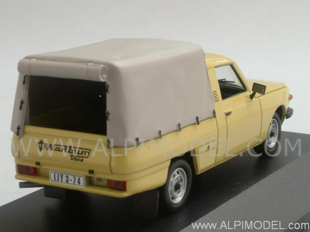 Wartburg 353 Pick-up 1977 (Sand White) - ist-models