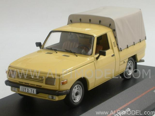 Wartburg 353 Pick-up 1977 (Sand White) by ist-models