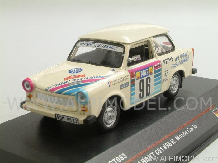 Trabant 601 #98 Rally Monte Carlo 1992 Fresquet - Fresquet by ist-models