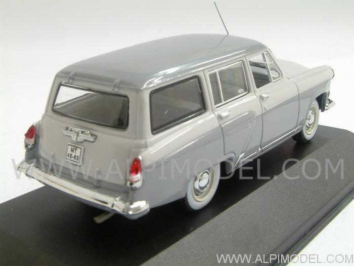 GAZ Volga M22G 1964 (Light Grey) - ist-models