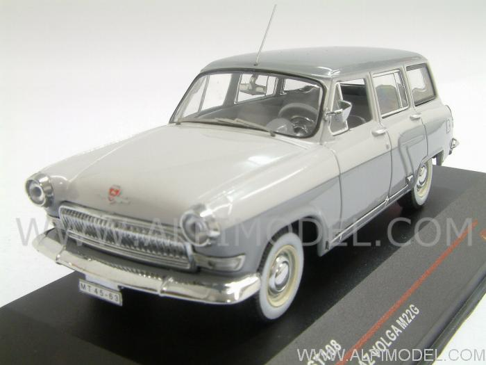 GAZ Volga M22G 1964 (Light Grey) by ist-models