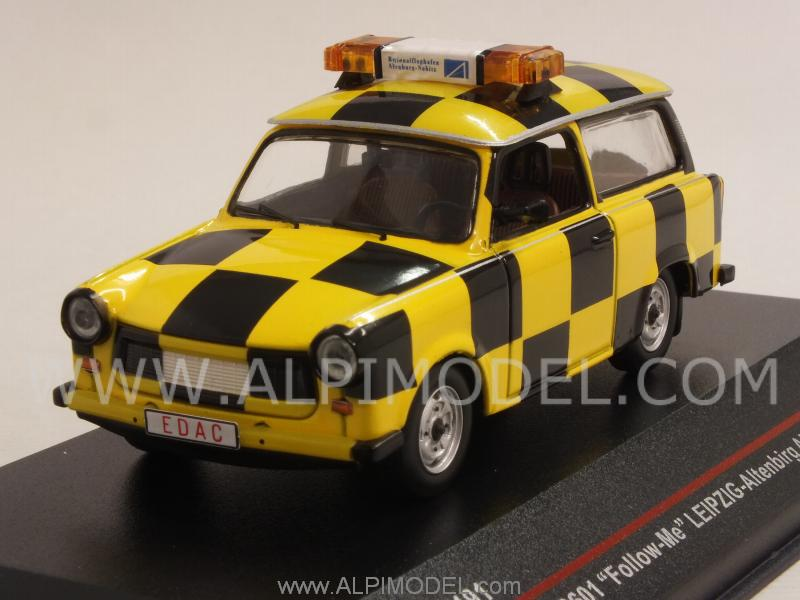 Trabant 601S Follow Me Leipzig Altenburg Airport 2001 by ist-models