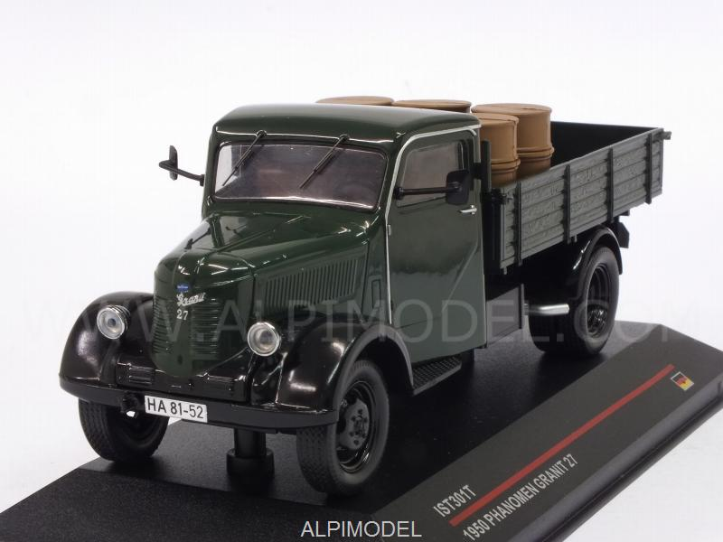 Phanomen Granit 27 1950 Truck by ist-models