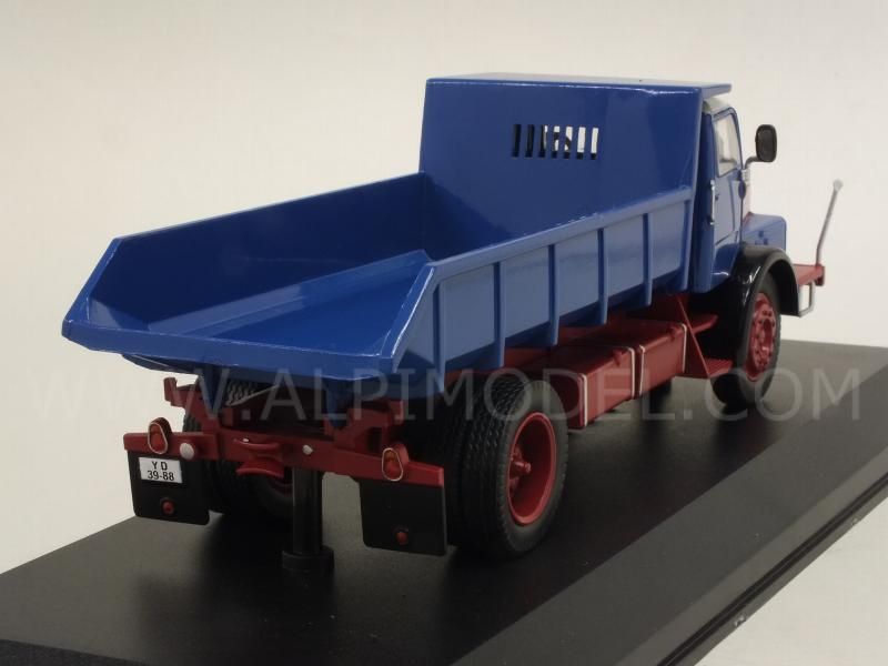 IFA H6 Truck 1957 (Red/Blue) - ist-models
