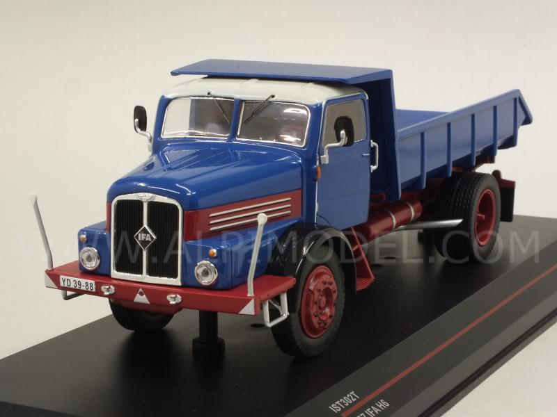 IFA H6 Truck 1957 (Red/Blue) by ist-models