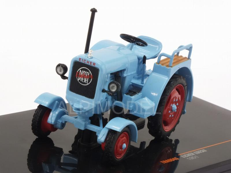 Zugmaschine // Traktor Eicher ED 25 II 1:43 IXO TRA 004 Baujahr 1951