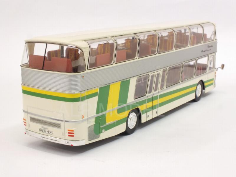 Ônibus Neoplan Skyliner allemagne NH22 1983 1:43 Novo E Caixa Diecast Modelo Autocar