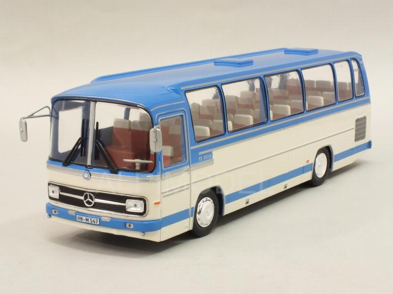 IXO-MODELS BUS008 Mercedes O302-10R Bus 1972 1/43
