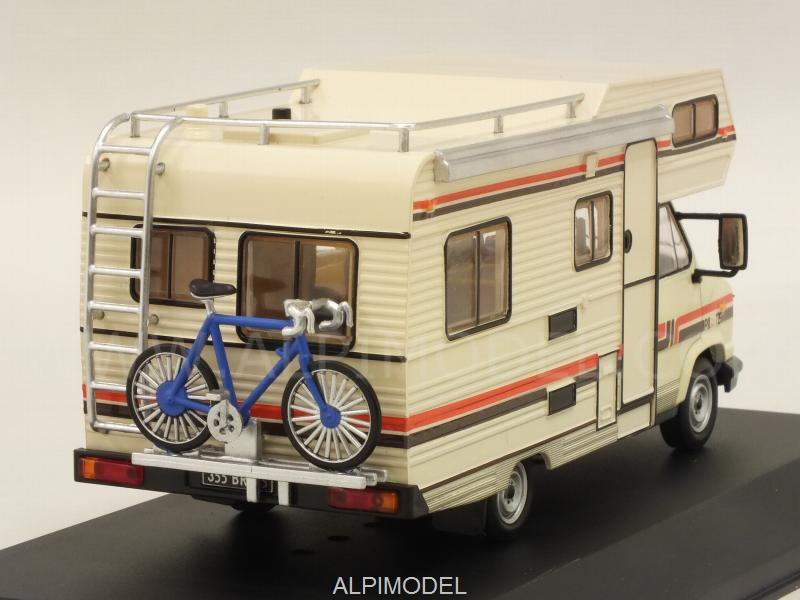 Citroen C25 Camping Car 1985 - ixo-models