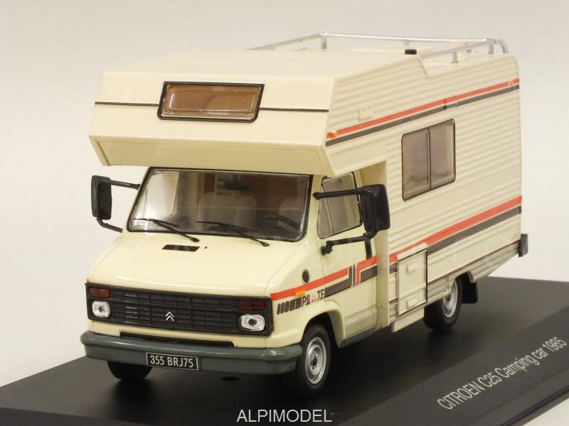 Citroen C25 Camping Car 1985 by ixo-models