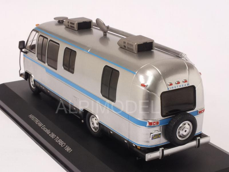 Airstream Excella 280 Turbo 1981 - ixo-models