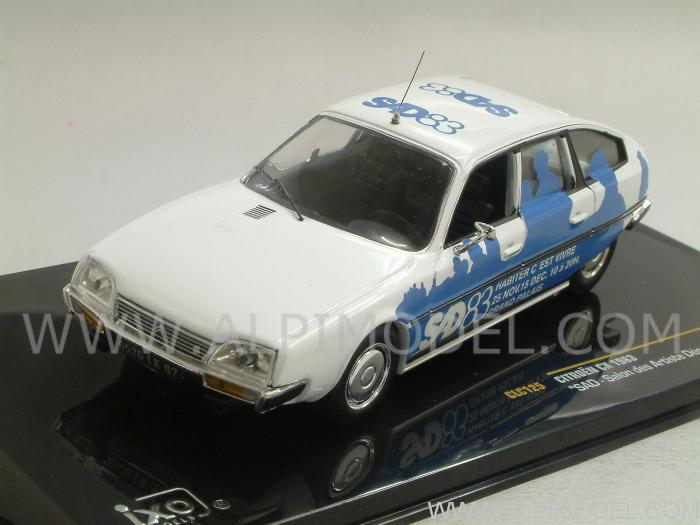 Citroen CX 1983 Salon Des Artiste Decourateurs by ixo-models