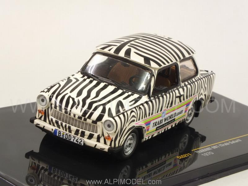 Trabant 601 (Trabi Safari) 1970 by ixo-models
