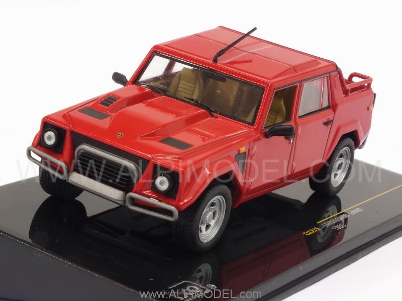 1 43 lamborghini lm002 1986 ixo