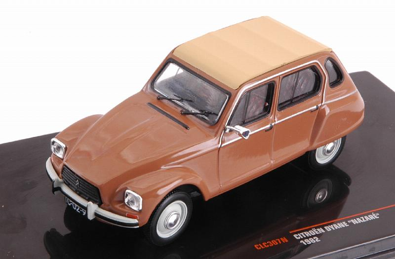 Citroen Dyane Nazare (Brown) by ixo-models