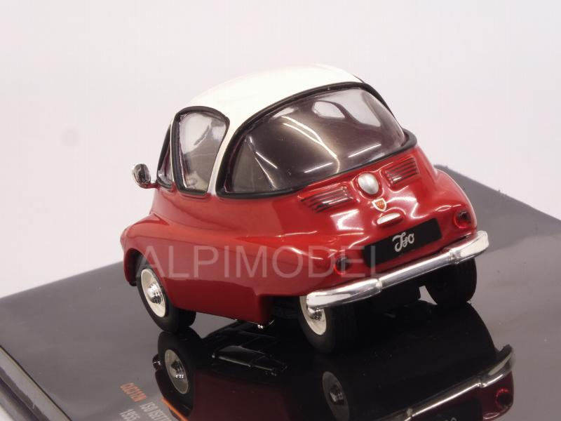 Iso Isetta 1955 Red White IXO 1:43 CLC312N Model