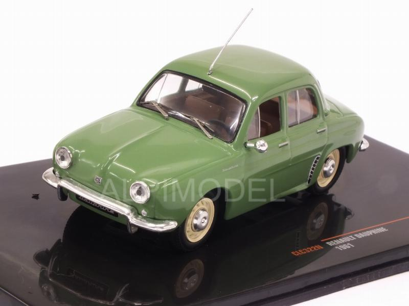 Renault Dauphine 1961 (Green) by ixo-models