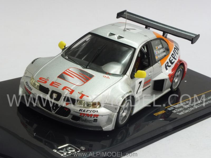 Seat Toledo GT #7 Test Day Spa 2003 Duez - De Castro - Lavieille by ixo-models