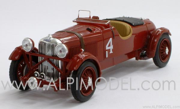 ixo models lm1935 lagonda rapide 4 winner le mans 1935 hindmarsh fontes 1 43. Black Bedroom Furniture Sets. Home Design Ideas