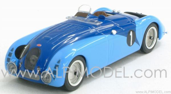 ixo models bugatti type 57g 1 le mans 1937 labric veyron 1 43 scale model. Black Bedroom Furniture Sets. Home Design Ideas