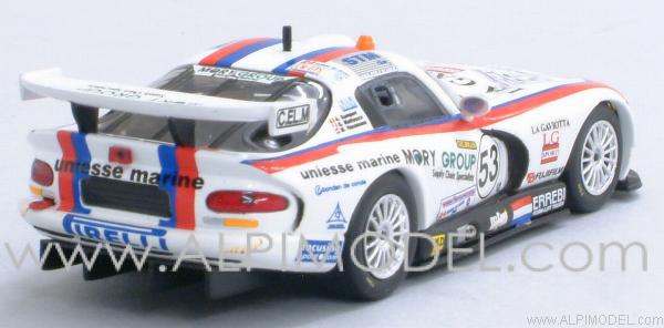ixo models chrysler viper team car sport holland le mans 2002 hezemans kumpen matteuzzi 1. Black Bedroom Furniture Sets. Home Design Ideas