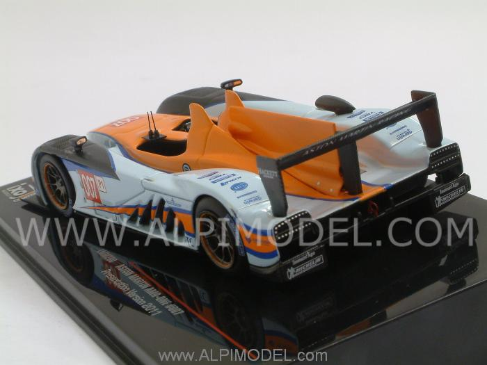 Aston Martin AMR-ONE #007 Presentation Version 2011 - ixo-models