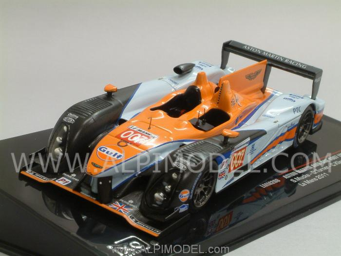 Aston Martin AMR-ONE #007 Le Mans 2011 Klien - Turner - Mucke by ixo-models