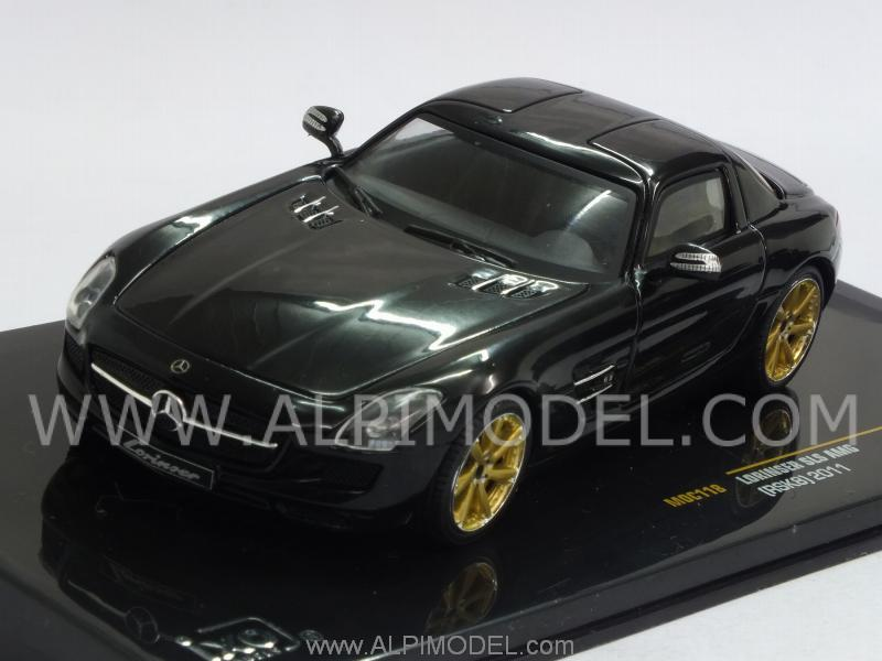 Mercedes SLS AMG (RSK8) 2011 (Black) by ixo-models