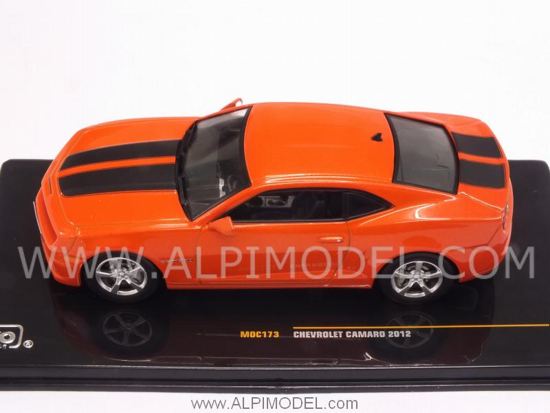 Chevrolet Camaro 2012 (Orange) - ixo-models