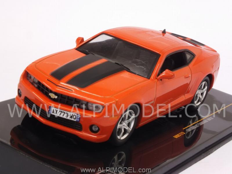 Chevrolet Camaro 2012 (Orange) by ixo-models