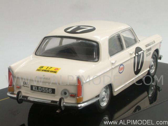 Peugeot 404 #17 N.Abe-N.Nowicky-P.Cliff Winner Rally Safari 1968 - ixo-models