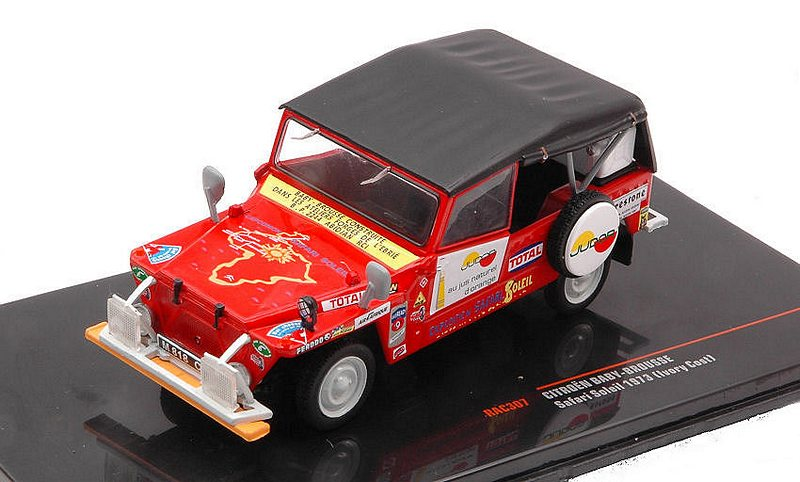 Citroen Baby Brousse Safari Soleil 1973 by ixo-models