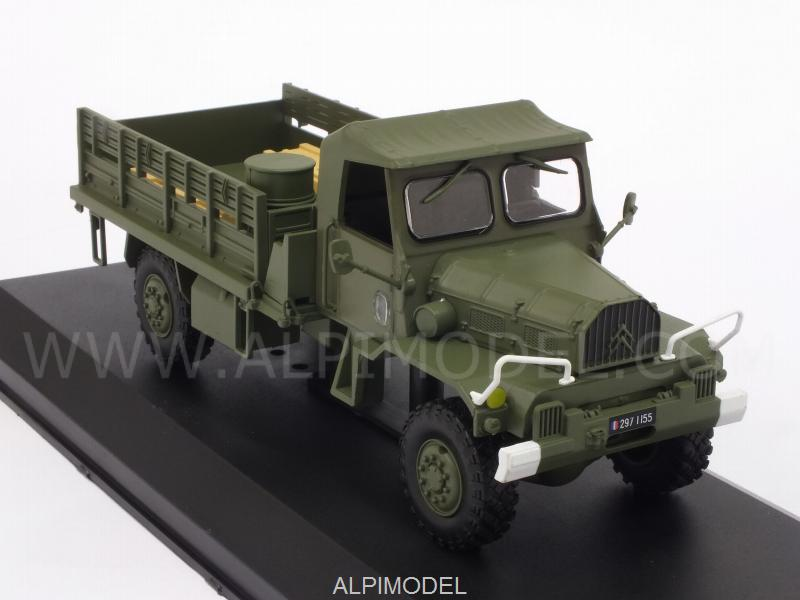 Citroen 46 FOM Military 1967 - ixo-models