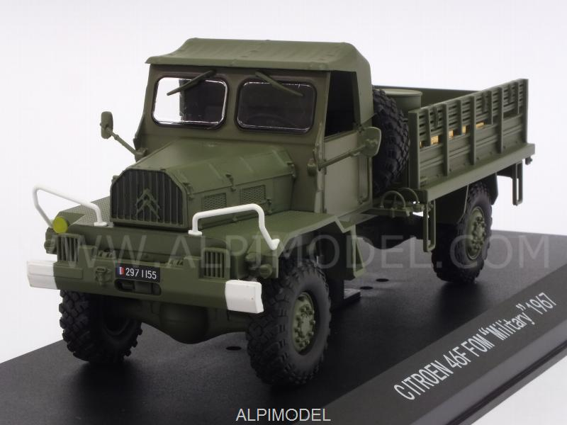 Citroen 46 FOM Military 1967 by ixo-models