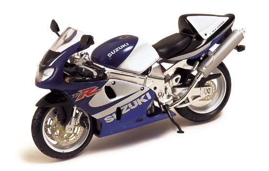 Ixo Models Stb012 Suzuki Tl1000r 1 24