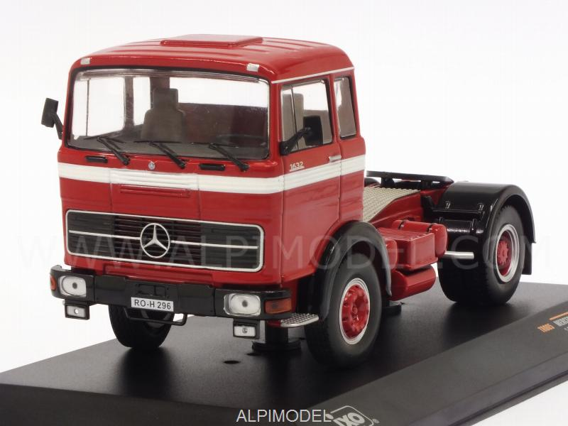 Mercedes LPS 1632 Truck 1970 by ixo-models