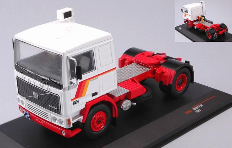 Volvo F10 Truck 1983 (White/Red) by ixo-models